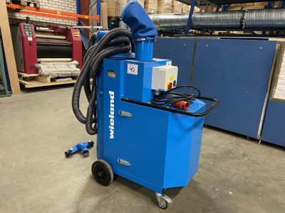 WIELAND IS-76T Textile vacuum cleaner