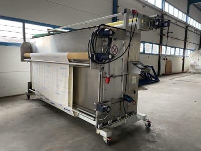 RIMSLOW STEAM-XL 2600 Continious fabric steamer