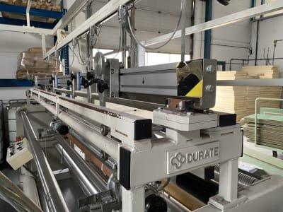 SCHMALEDURATE 150-AF Longitudinal cutting machine
