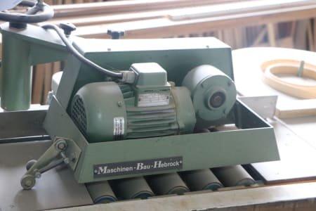 HEBROCK Edge Banding Machine