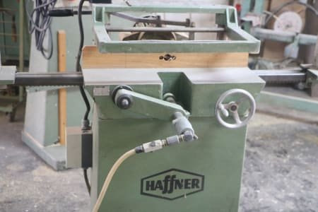HAFFNER BF 386 Handle Hole Drilling Machine