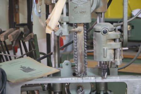HAFFNER SL 100 Lock Case Milling Machine