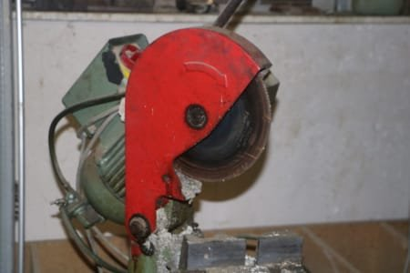 BERG & SCHMID KOMPAKT 275 Metal Circular Saw