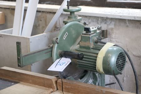 GRAULE Sliding Compound Miter Saw