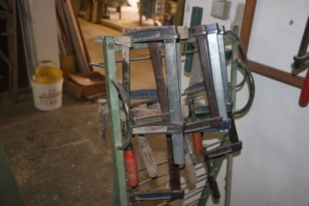 Lot Screw Clamps