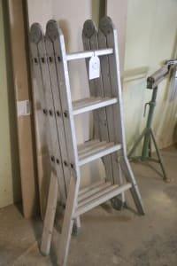 HAILO NORMSTEP 9700 Folding Ladder