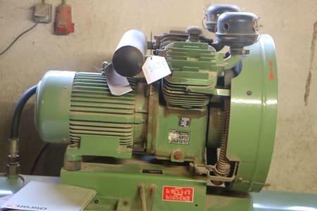 CHIRON KA 122 0/500 Compressor