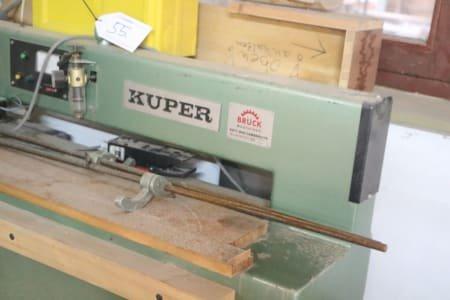 KUPER FWJ 900 Veneer Sewing Machine