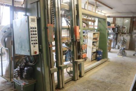 HYDRO-SPEZIAL Frame Press