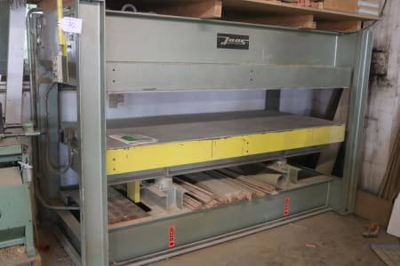 JOOS HP-65 Veneer Press