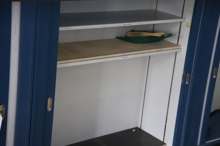 Lot of Workshop Cabinets