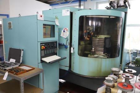 MICHAEL DECKEL S 20 CNC-5 CNC Tool Grinding Machine