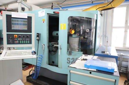 MICHAEL DECKEL S 20 TURBO CNC Tool Grinding Machine