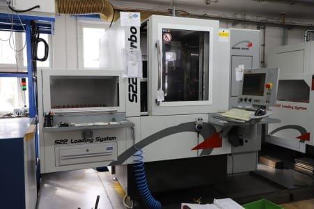 MICHAEL DECKEL S 22 E TURBO CNC Tool Grinding Machine