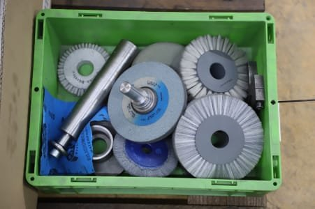 Lot of Grinding Machine Accessories