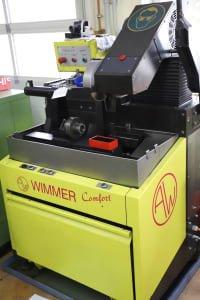 WIMMER COMFORT Underfloor Cutting-Off Machine