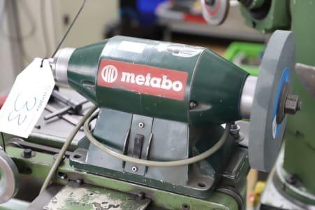 METABO Double Grinding Machine