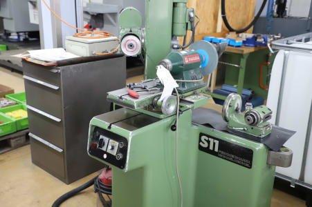 MICHAEL DECKEL S 11 Tool Grinding Machine