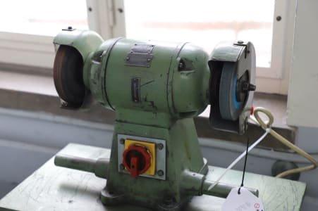 AEG Double Grinding Machine