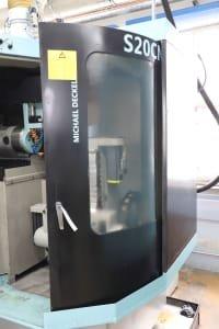 MICHAEL DECKEL S 20 CNC P-5 CNC Tool Grinding Machine