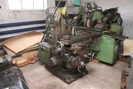 STANKOIMPORT 6P81 Milling Machine