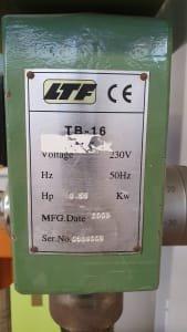 LTF TR-16 Bench drill