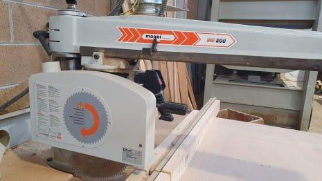 MAGGI BIG/800 Radial saw