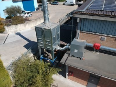CORAL C100-PRM650/C300 Filtering station