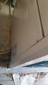 PANASONIC U-16ME2E8 Cooling system