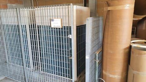 PANASONIC U-16ME2E9 Cooling system
