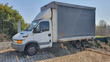 IVECO DAILY Company van