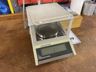 METTLER PM 1200 Precision Scale