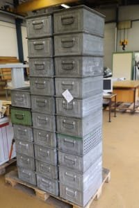 Lot of Schäfer Boxes