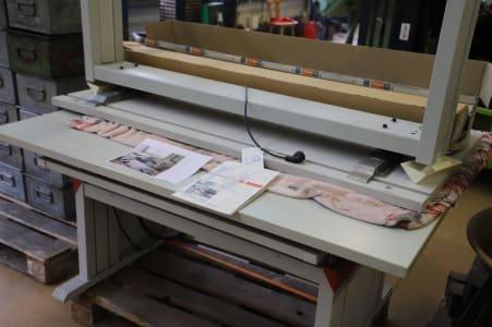 RONDO CAD Table