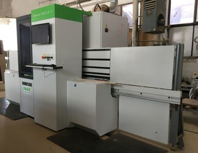 BIESSE Brema Eco 2.1 CNC Vertical Working Center 3 Axes