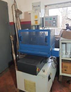 AGIE CHARMILLES ACTSPARK SD-1 Starting hole eroding machine