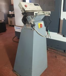 ROLEI EF / 165 Deburring and bevelling machine