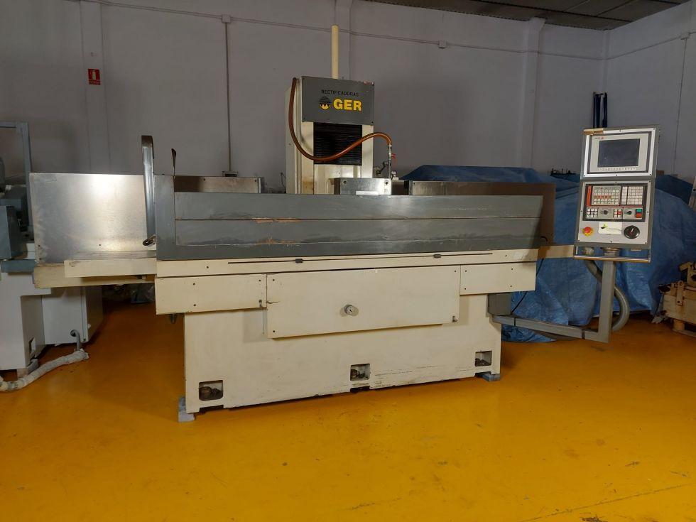 Rectificadora tangencial CNC