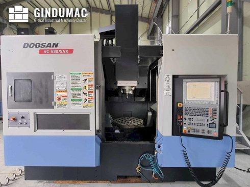 Doosan VC630/5AX