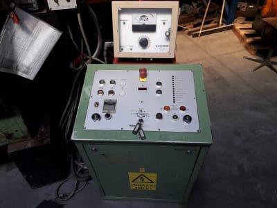 MABU 50VP/RC 50t Eccentric Press with Dreher Feeder