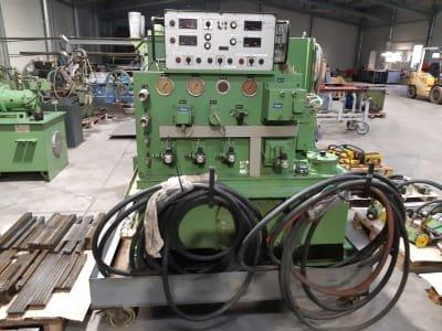 KRACHT P 31 731 Hydraulic Power Supply Station
