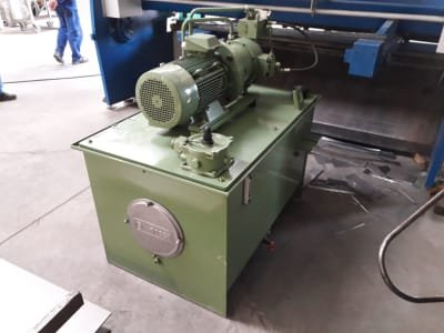 DORNINGER H500-RKP.80-15kW Hydraulic Power Supply