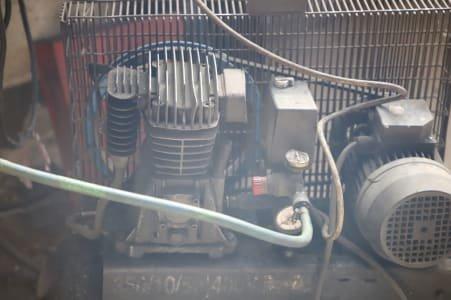 350-10-50 Piston Compressor