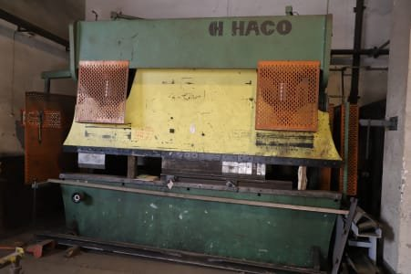 HACO PPES Bending Press