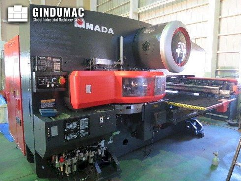 AMADA EMK 345NT