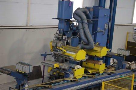Máquina de lijado y pulido SURFACE ENGINEERING STL 6000 4 U
