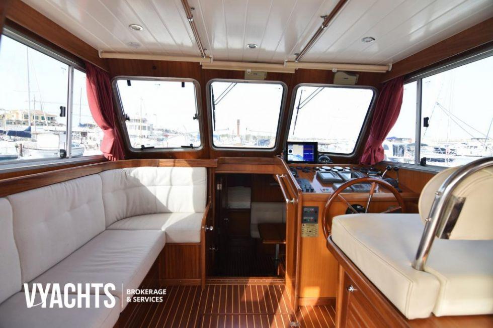 Embarcación Menorquin Yachts 120