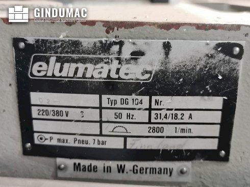 Elumatec DG 104