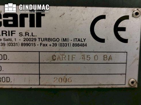 carif 450 BA