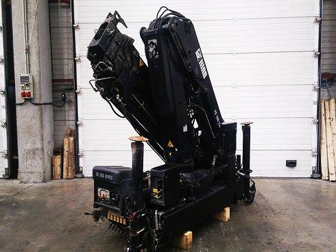 Grúa Hiab 166 E-4 HIPRO